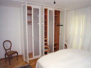 Schlaf- und Kleiderzimmer 12